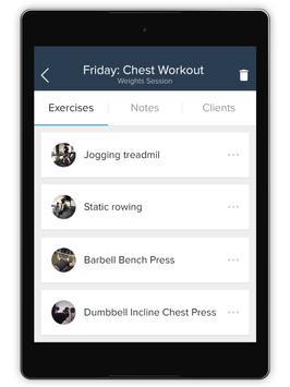 FiT Fusion Fitness screenshot 8