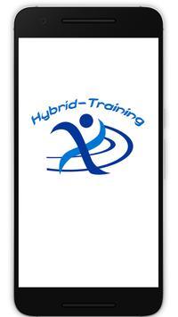 Hybrid-Training, LLC poster