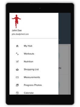 Joetopia! Fitness screenshot 5