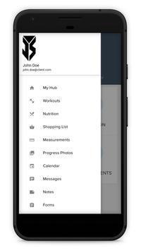 JSFit screenshot 1