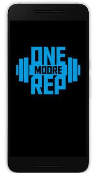 1 Moore Rep poster