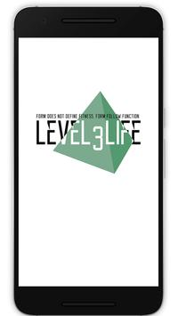 Level3LIFE poster