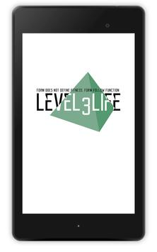 Level3LIFE apk screenshot