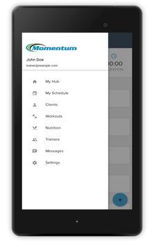 MomentumFit screenshot 11