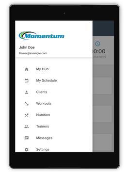 MomentumFit screenshot 6