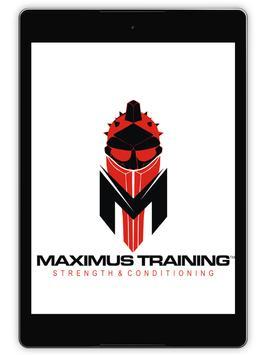 Maximus Training screenshot 5