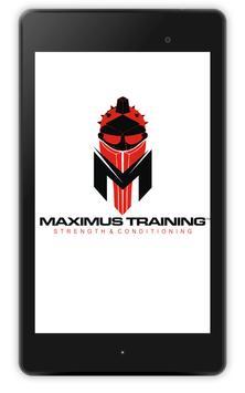 Maximus Training screenshot 10