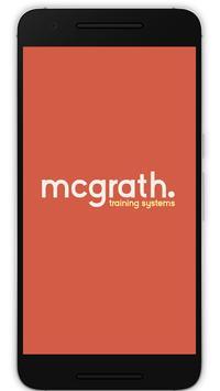 McGrath Training Systems poster