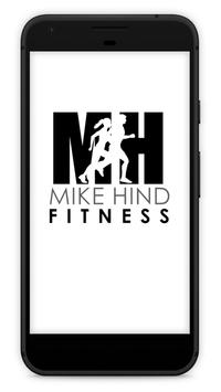 Mike Hind Fitness poster