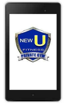 New U Fitness screenshot 10