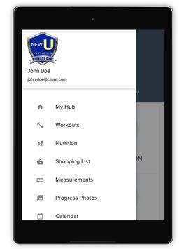 New U Fitness screenshot 6
