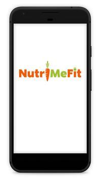 NutriMeFit poster