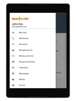 NutriMeFit screenshot 6