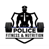 Police Fitness & Nutrition أيقونة