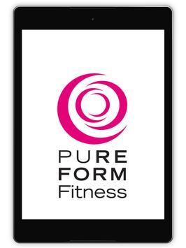 Pure Form Fitness screenshot 5