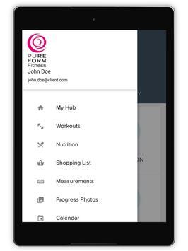 Pure Form Fitness screenshot 6