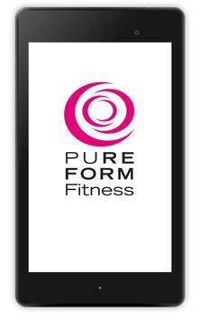 Pure Form Fitness screenshot 10