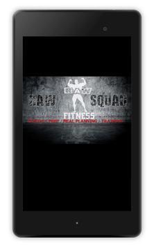 RAW Fitness screenshot 10