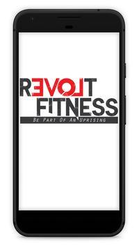 Revolt Fitness poster