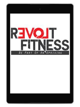 Revolt Fitness apk screenshot