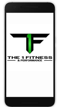 The 1 Fitness & Performance poster