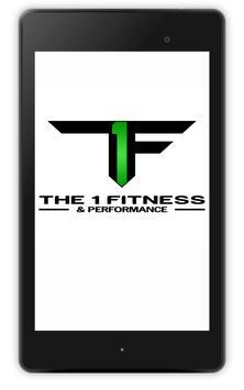 The 1 Fitness & Performance screenshot 10