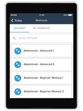 The 1 Fitness & Performance screenshot 8