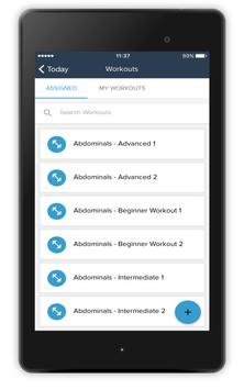 The Body Hacker Fat Loss Plan apk screenshot