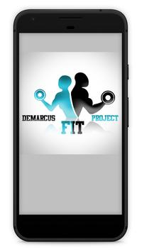 The Demarcus Fit Project poster