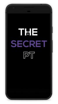 THE SECRET PT poster