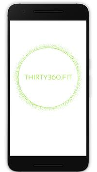 THIRTY360fit poster