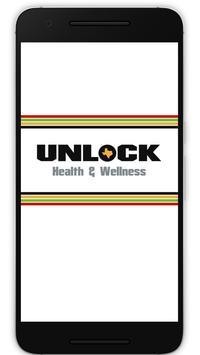 Unlock Health & Wellness LLC poster
