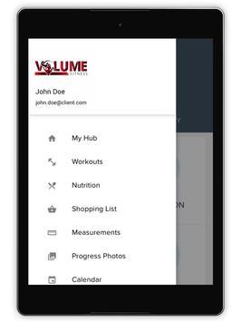 Volume Fitness screenshot 6