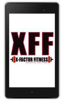 X-Factor Fitness screenshot 10