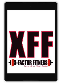 X-Factor Fitness screenshot 5