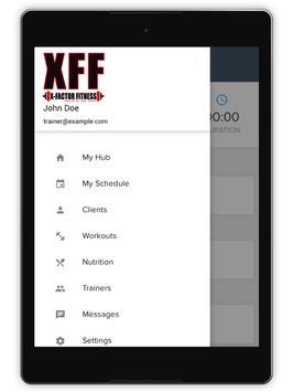 X-Factor Fitness screenshot 6