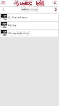 Le Maroc à Livre Paris apk screenshot