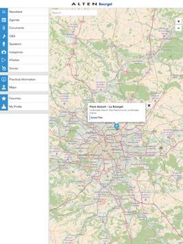 ALTEN Bourget screenshot 14