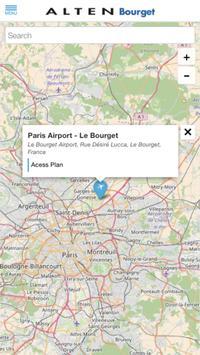 ALTEN Bourget screenshot 4