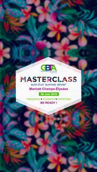 GBTA Masterclass poster