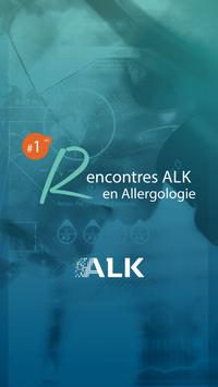 Rencontres ALK poster
