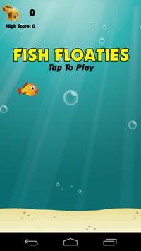 Fish Floaties poster