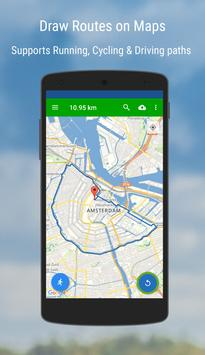 MyRoutes Route Planner APK Download Free Maps Navigation APP For - Running map planner