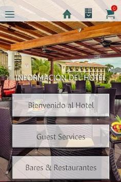 Hotel Grand Papagayo apk screenshot