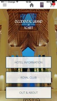 Occidental Hotel Grand Xcaret poster
