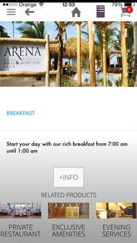 Occidental Hotel Grand Xcaret apk screenshot
