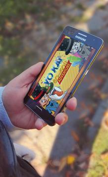 Super YO-KAI GO Adventure apk screenshot