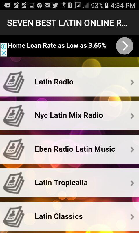 SEVEN BEST LATIN ONLINE RADIO for Android - APK Download