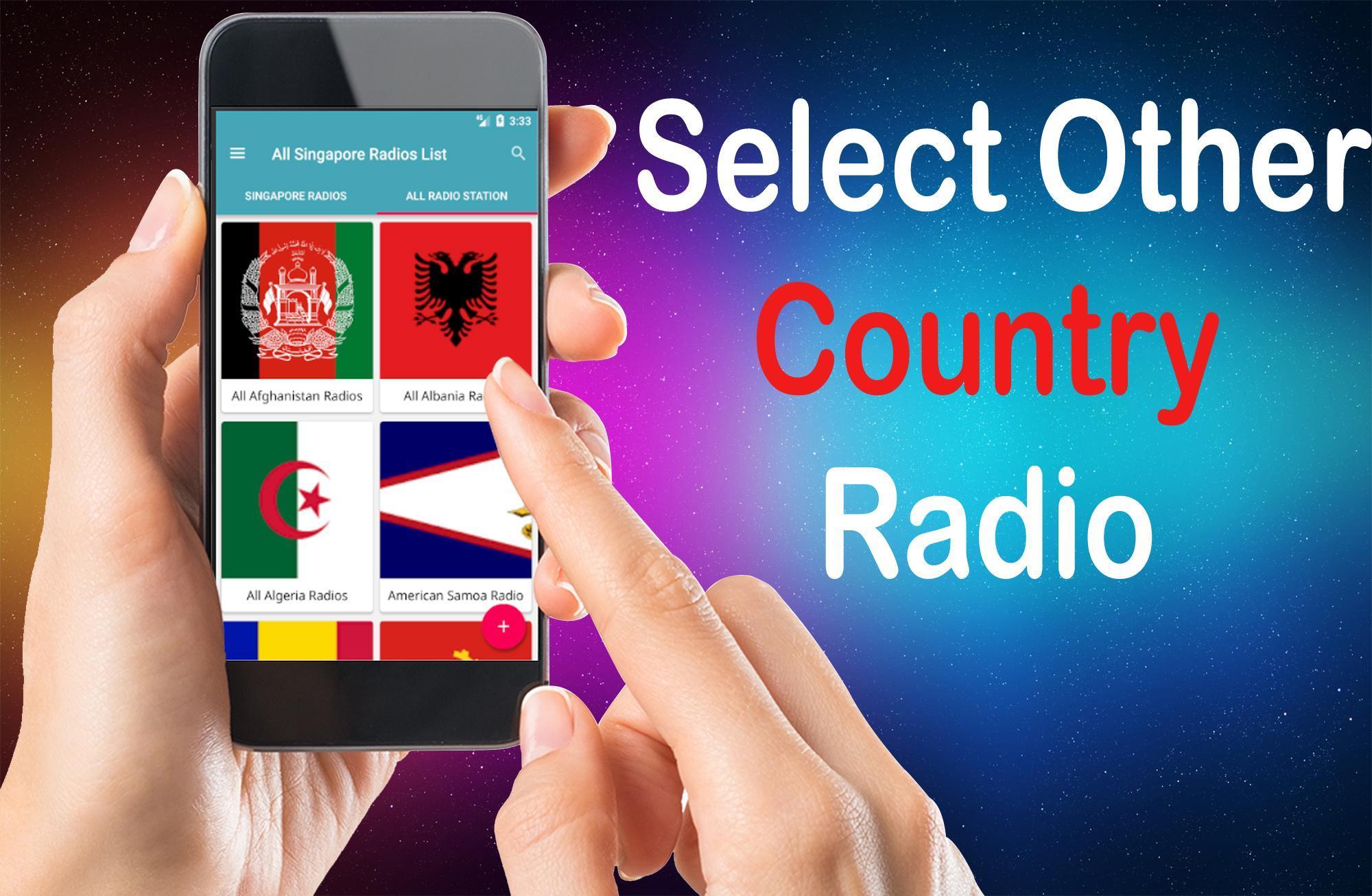 Radio Singapore – All Singapore Radio - SGP Radios for