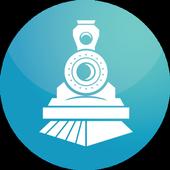 Live Train Status, Confirm Train Seat & PNR Status icon